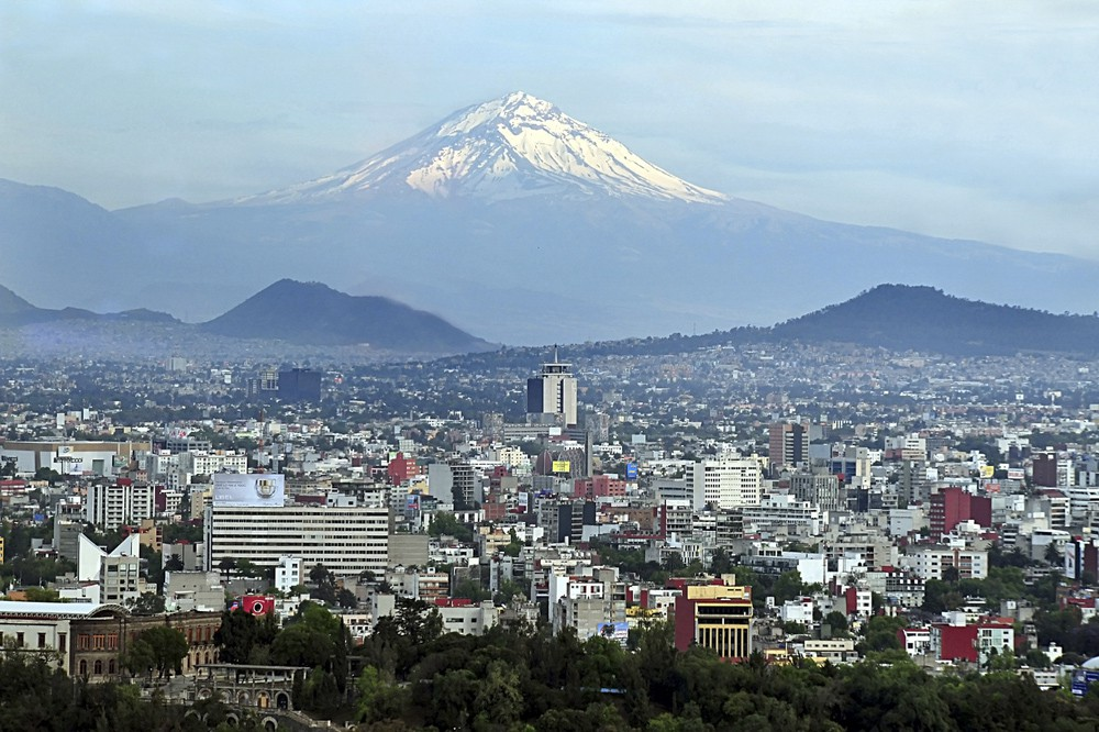 Mexico City - Places to stay