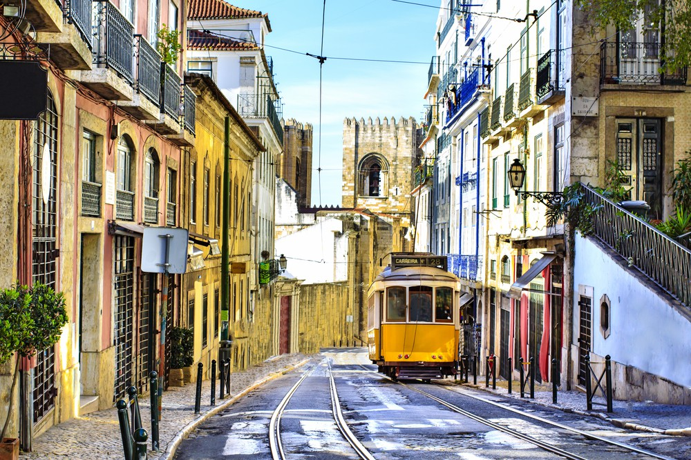 Portugal - Places to stay