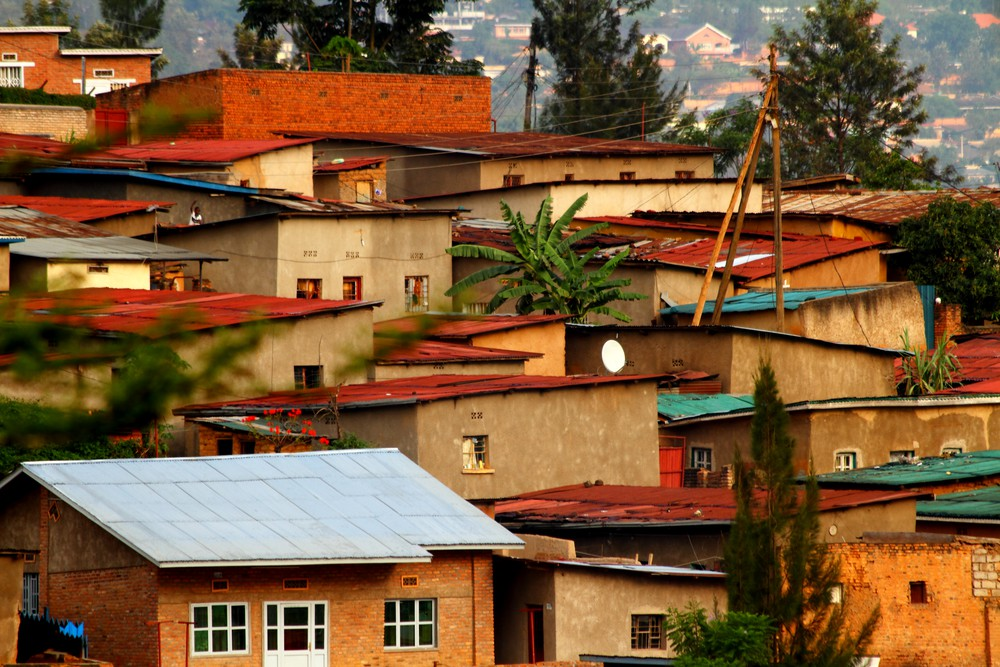 Rwanda - Places to stay