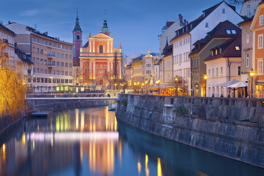 Slovenia - Places to stay