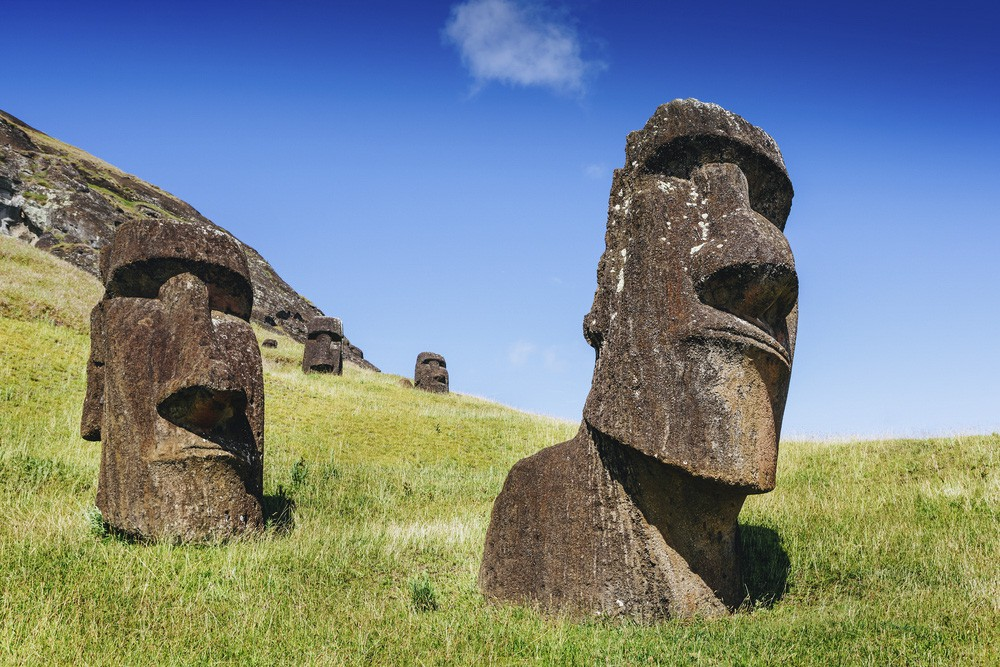 Easter Island - Places to stay
