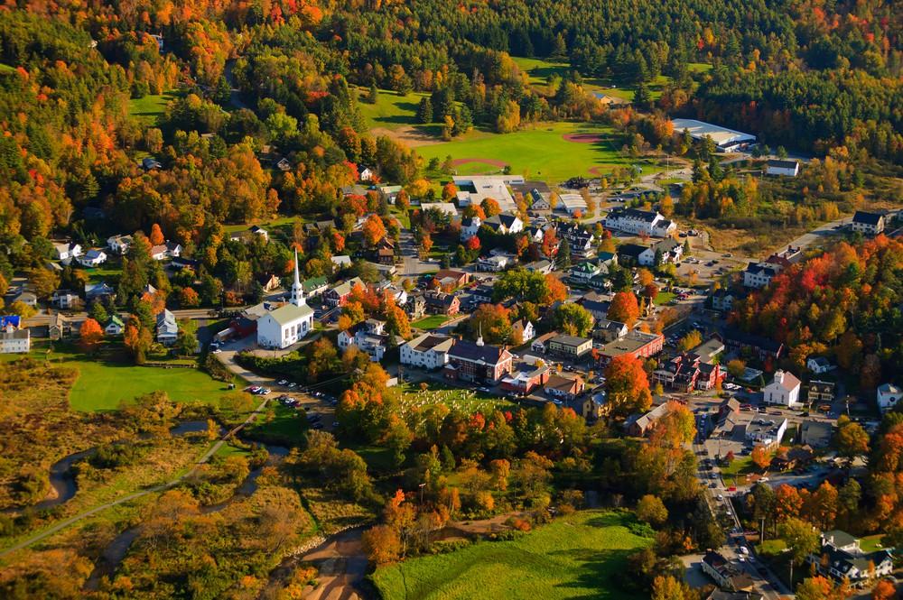 Vermont - Architecture