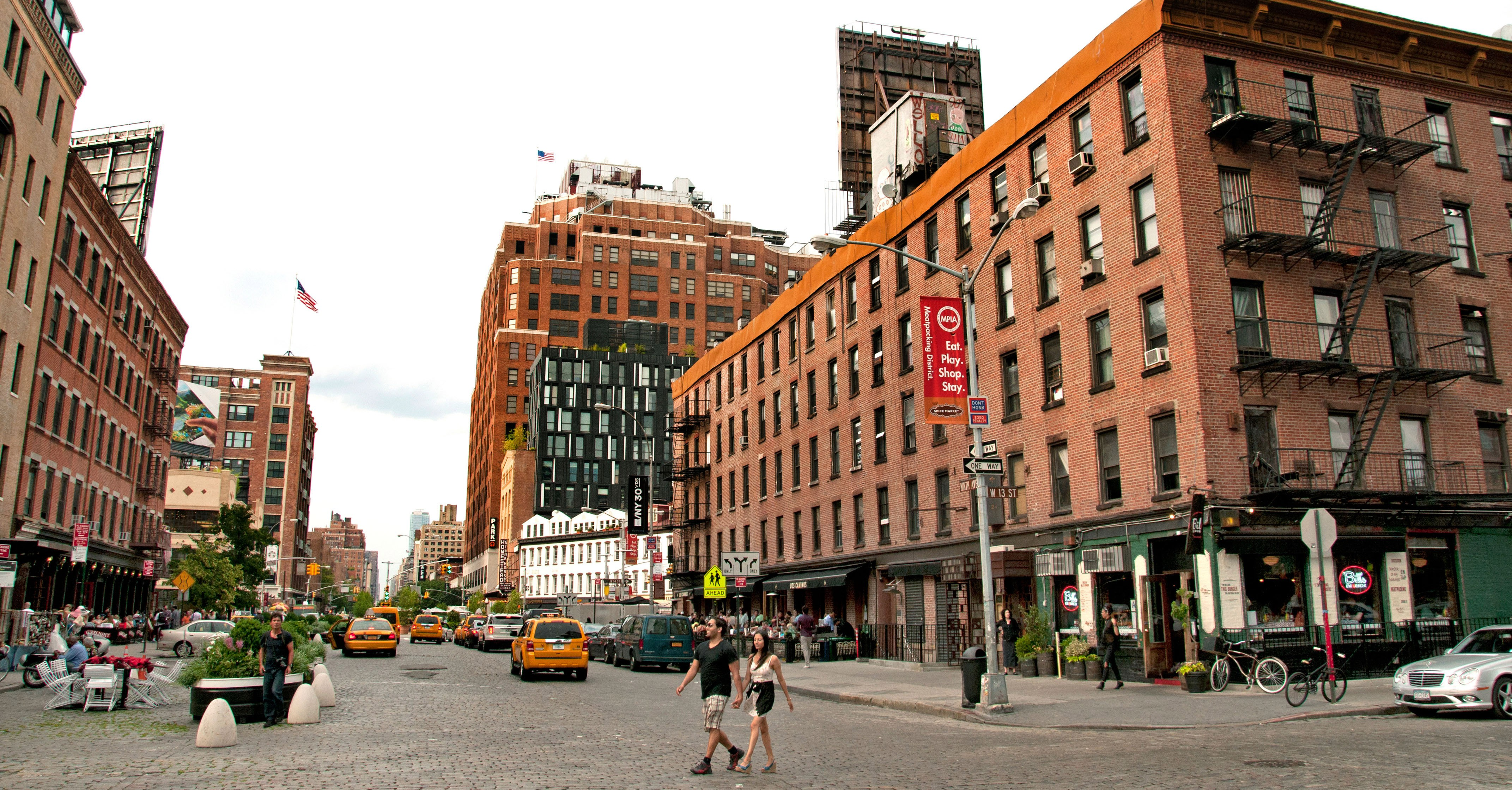 While the Meatpacking District is small, it's not short on attractions