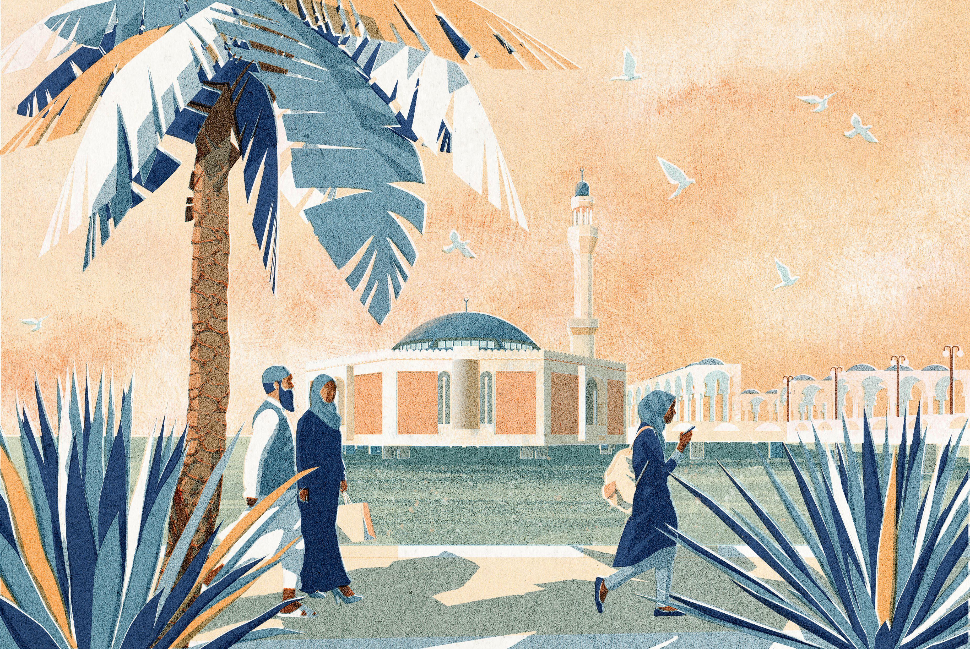 Jeddah - Books