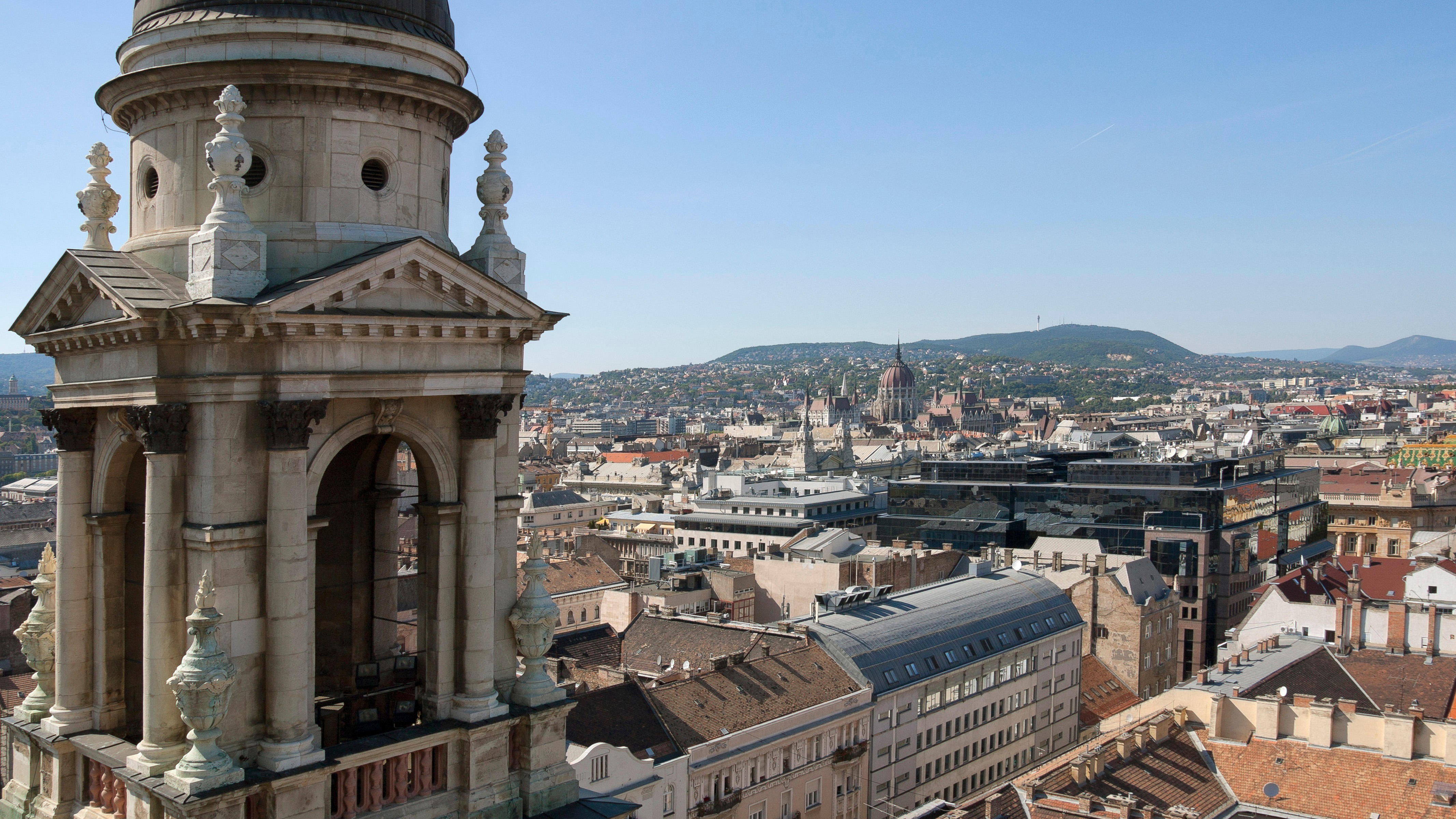 Budapest is brimming with architectural gems