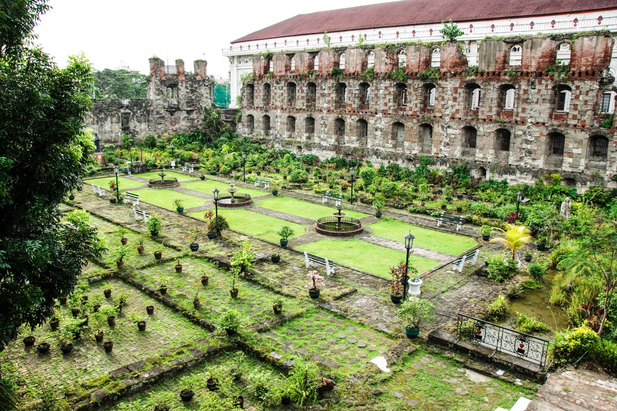 Intramuros - History