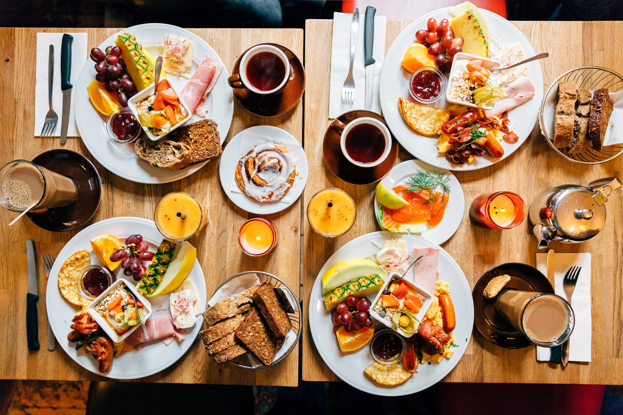 Copenhagen has a lot going for it when it comes to brunch