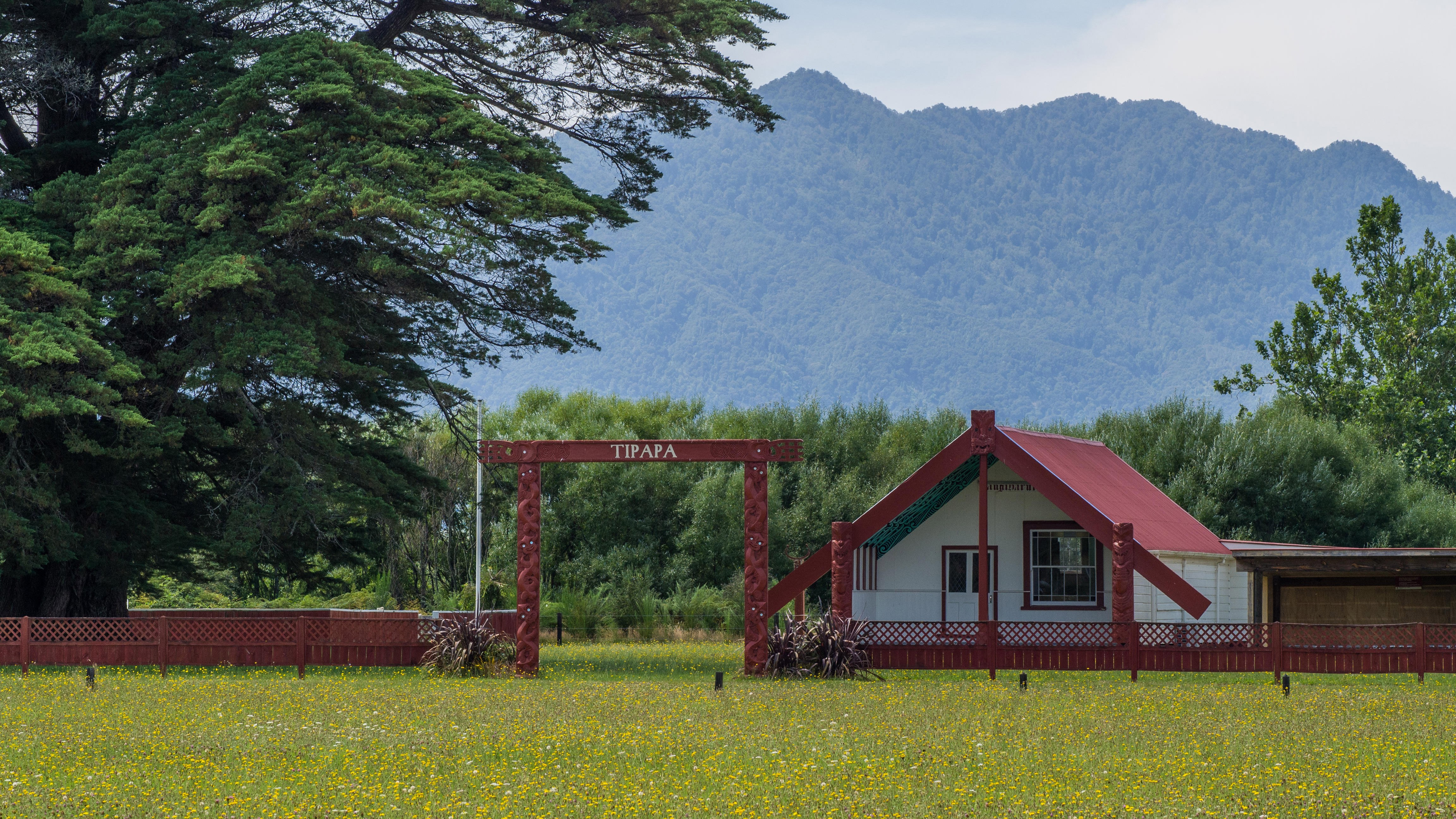 The marae was once central to everyday life in New Zealand